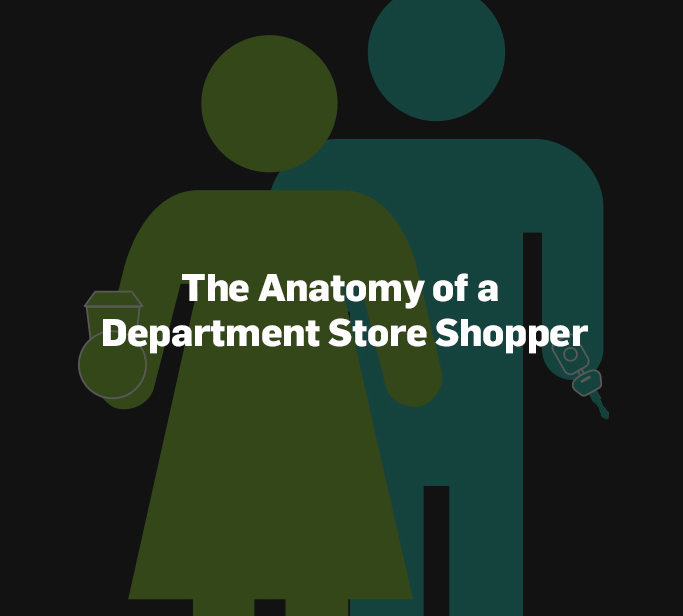 White Paper: The Anatomy of a Department Store Shopper