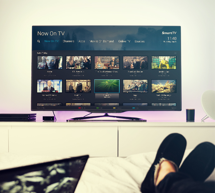 Case Study: Streaming Provider